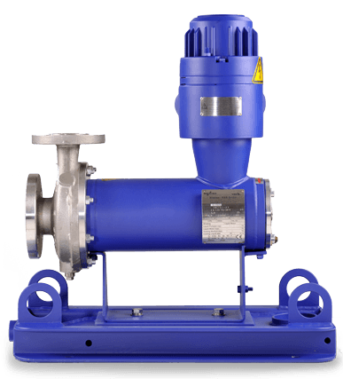 NIKKISO Non seal canned motor pump