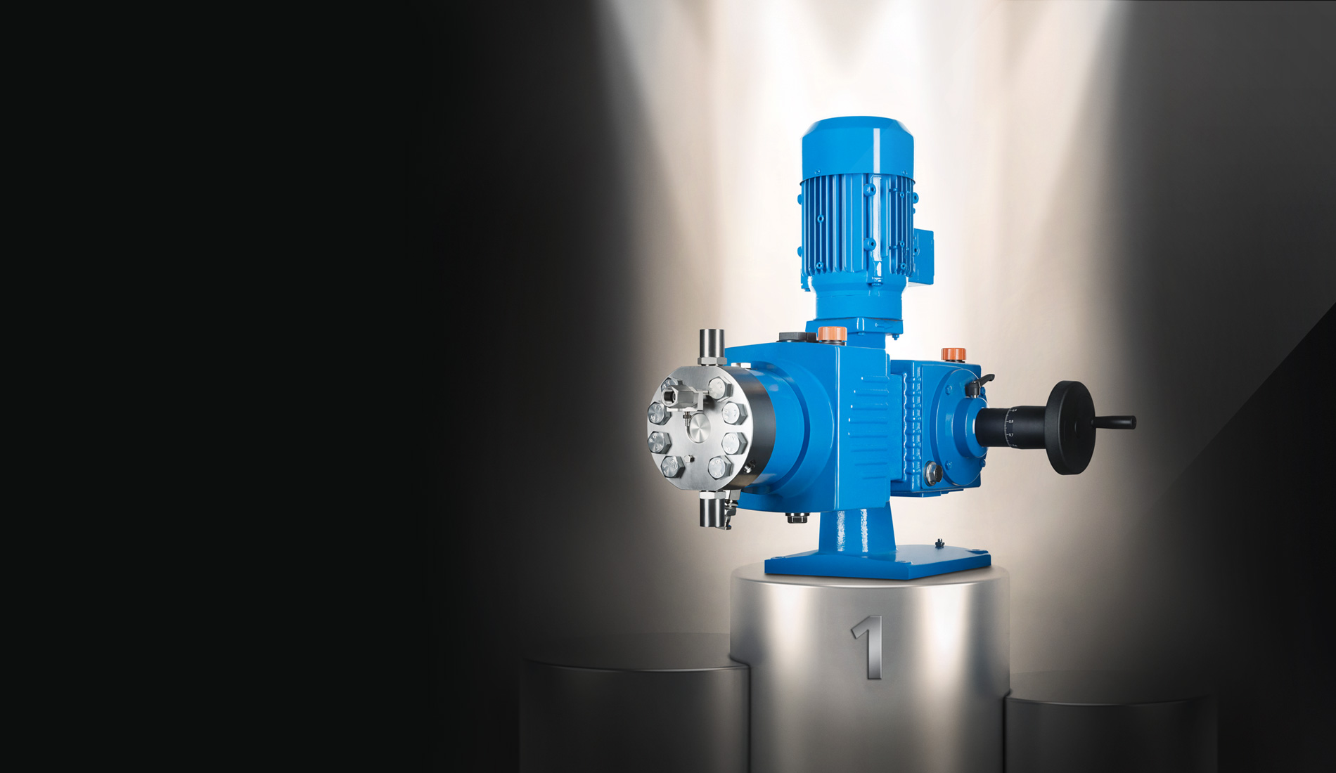 LEWA ecoflow - Number one diaphragm metering pump